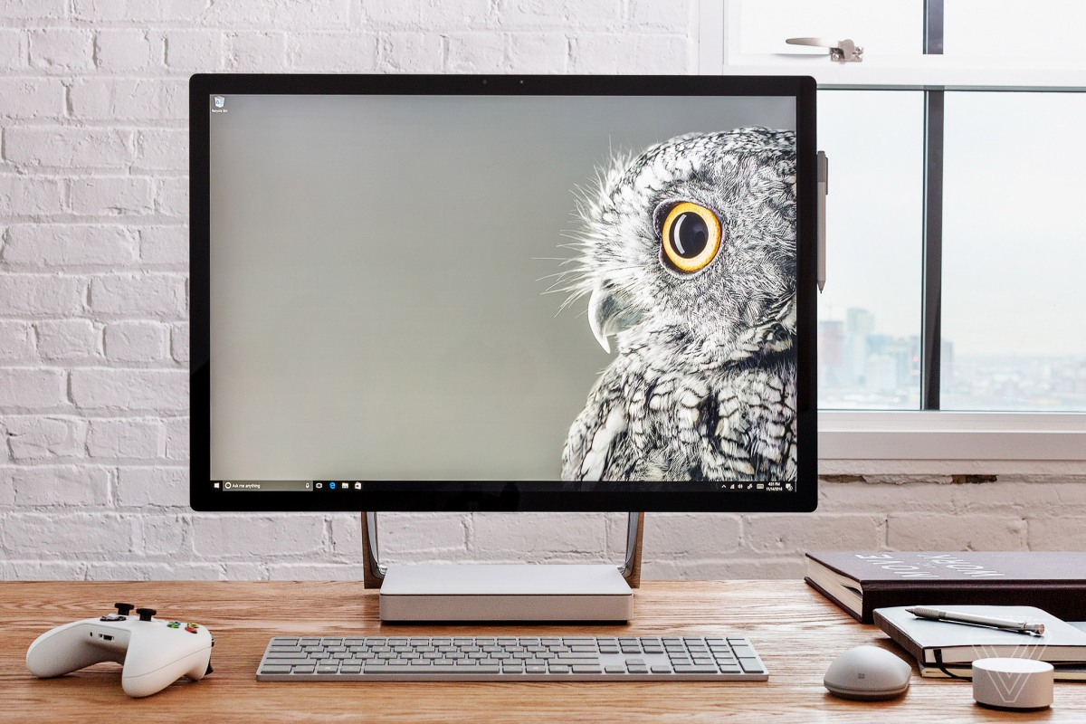Free Download Microsoft Surface Studio Wallpapers